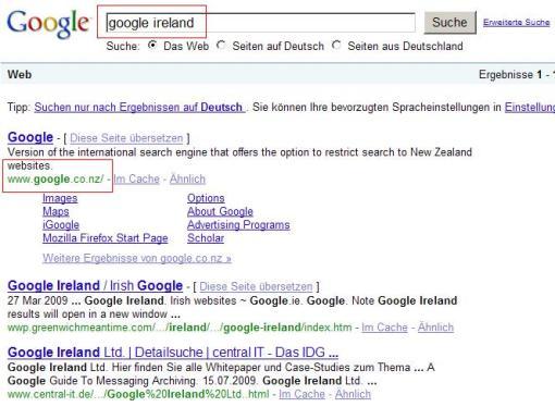 googleireland
